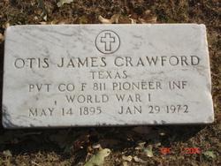 Otis James Crawford