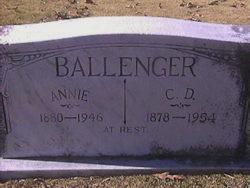 C. D. Ballenger