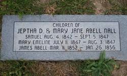 James Abell Nall