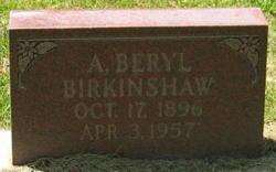 A. Beryl Birkinshaw