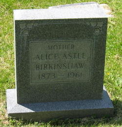 Alice Astle Birkinshaw