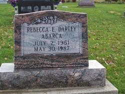 Rebecca E. <i>Darley</i> Abarca