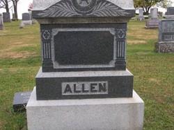 Jessie W Allen
