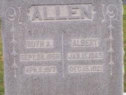 Ruth Ann <i>Antrim</i> Allen
