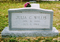Julia Caroline <i>Baker</i> Willis