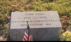 John Evans, Jr