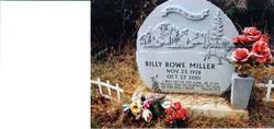 Billy Rowe Miller