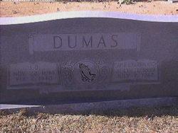 Capie L. <i>Yarbrough</i> Dumas
