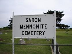 Saron Mennonite Cemetery
