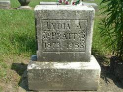 Lydia A. <i>Brand</i> Pratt