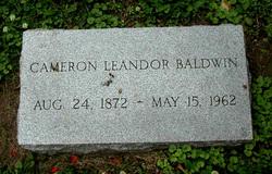 Cameron Leandor Baldwin
