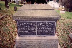 Josiah M. Curtis