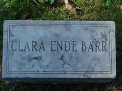 Clara Ende Barr