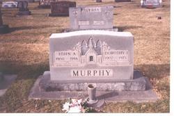 Dorothy Irene <i>Whetstone</i> Murphy