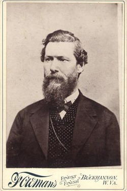 Daniel Duane Tompkins Farnsworth