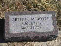 Arthur Morris Boyer