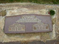 Bertha <i>Hawkins</i> Angus