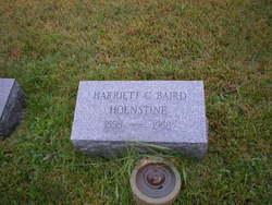 Harriet C <i>Baird</i> Hoenstine