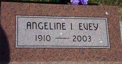 Angeline Irene <i>Hogue</i> Evey