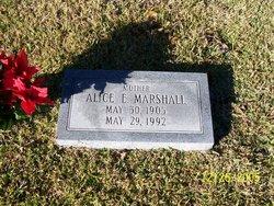 Alice E. Marshall