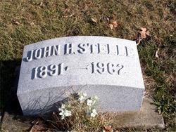John Henry Stelle