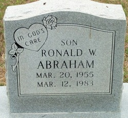 Ronald W. Abraham