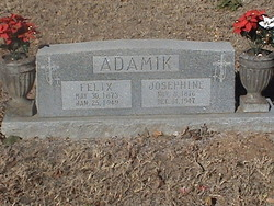 Josephine <i>Fridel</i> Adamik