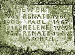 Renate Ewert