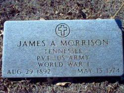James Alvah Morrison