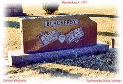 Ethel Dare Blackerby