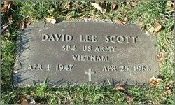 Spec David Lee Scott