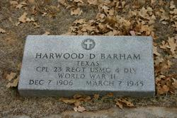 Harwood D. Barham