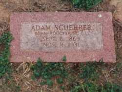 Adam Schehrer, Jr
