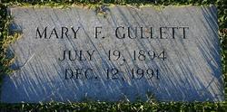 Barbara Mary <i>Fugitt</i> Gullett