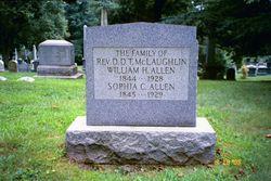 Sophia Clayenna <i>Mclaughlin</i> Allen