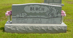 Margaret J Burch