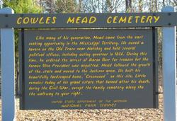 Cowles Mead Cemetery