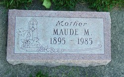 Maude M. <i>Graham</i> Beattie