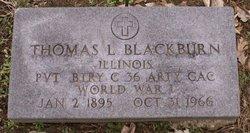 Thomas L. Blackburn