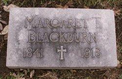 Margaret T. <i>Garrett</i> Blackburn