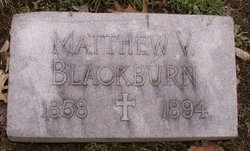 Matthew V. Blackburn