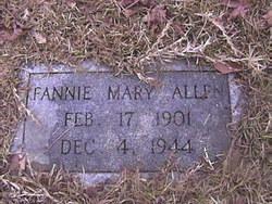 Fanny Mary Allen