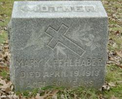 Mary K Fehlhaber