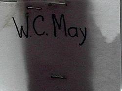 W. C. May