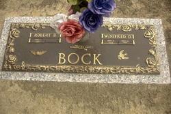 Winifred D Bock