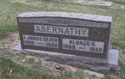 Laurettie Annice <i>Sever</i> Abernathy