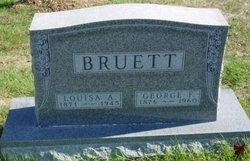 Louisa Altona <i>White</i> Bruett