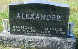 Raymond Burton Alexander