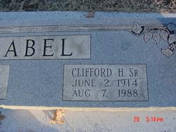 Clifford H. Abel, Sr