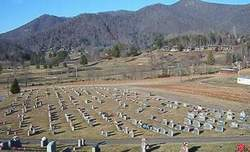 New Cruso Cemetery